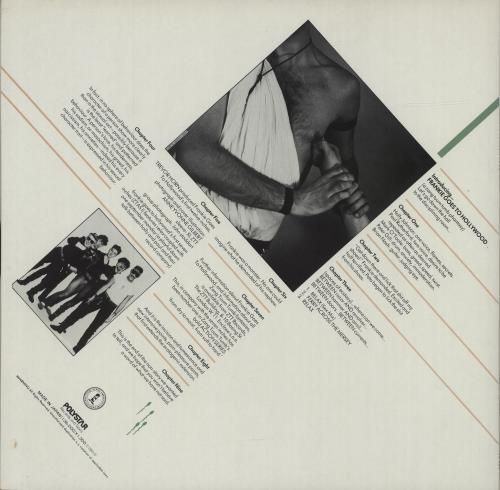 "Frankie Goes To Hollywood Relax 12"" vinyl single (12 inch record / Maxi-single) Japanese FGT12RE40090"