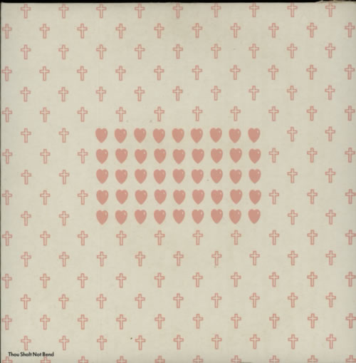 """Frankie Goes To Hollywood The Power Of Love - Envelope 7"""" vinyl single (7 inch record) UK FGT07TH15817"""