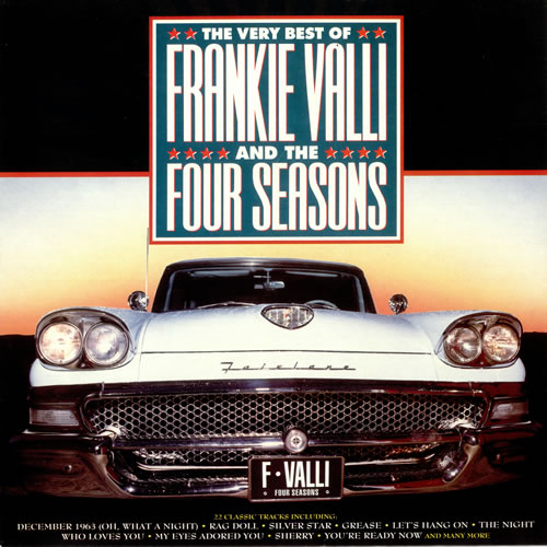 Frankie Valli The Very Best Of Frankie Valli Amp The Four