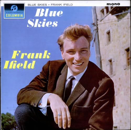 Frank Ifield Blue Skies vinyl LP album (LP record) UK FKFLPBL240527
