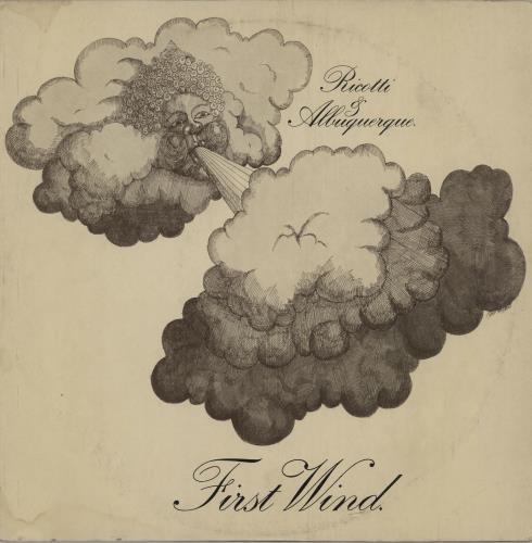 Frank Ricotti First Wind - EX vinyl LP album (LP record) UK FE8LPFI640628