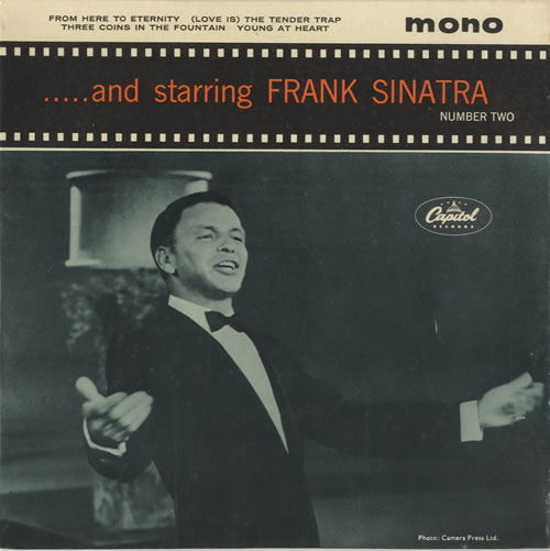 "Frank Sinatra ... And Starring Frank Sinatra (Volume Two) 7"" vinyl single (7 inch record) UK FRS07AN473571"
