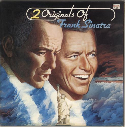 Frank Sinatra 2 Originals Of Frank Sinatra 2-LP vinyl record set (Double Album) UK FRS2LOR563335