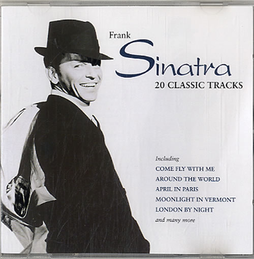 Frank Sinatra 20 Classic Tracks CD album (CDLP) UK FRSCDCL632697