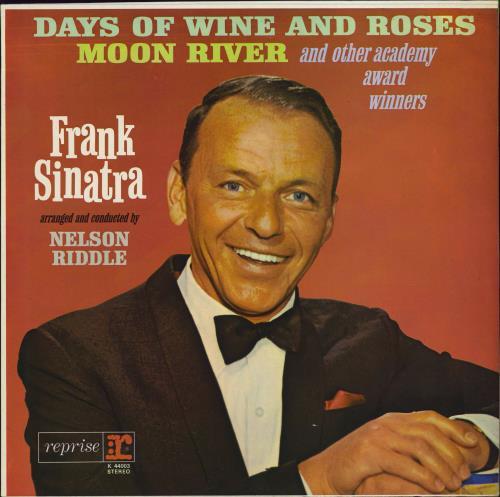 Frank Sinatra Academy Award Winners vinyl LP album (LP record) UK FRSLPAC341152