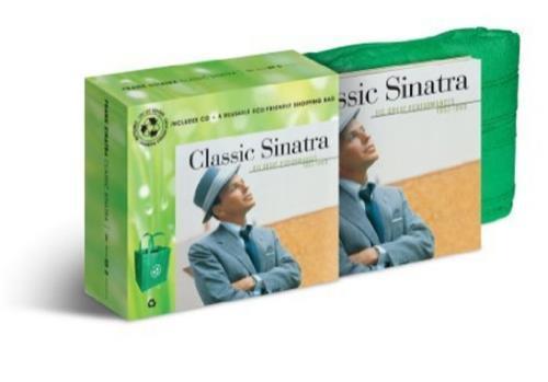 Frank Sinatra Classic Sinatra - CD + Eco Bag CD album (CDLP) US FRSCDCL504883