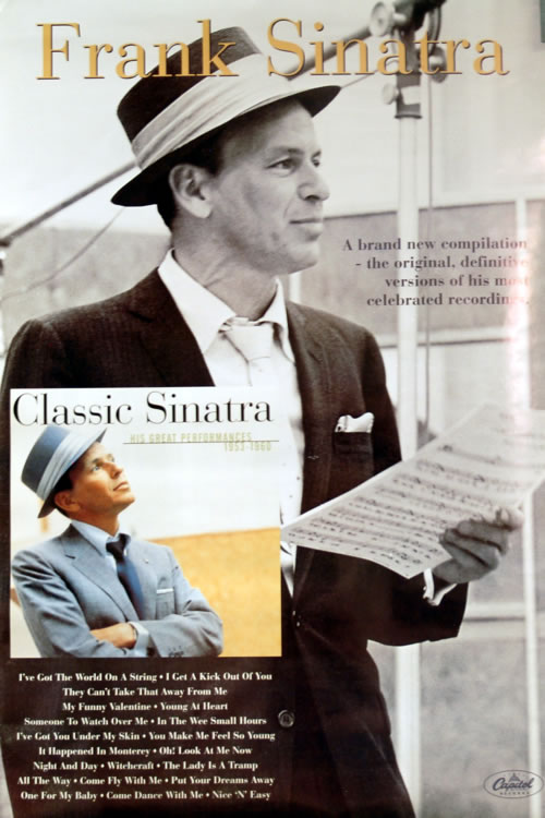 Frank Sinatra Classic Sinatra poster US FRSPOCL608697