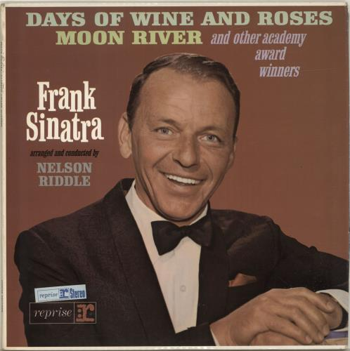 Frank Sinatra Days Of Wine And Roses, Moon River And Other Academy Award Winners vinyl LP album (LP record) UK FRSLPDA459224