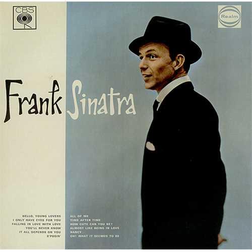 Frank Sinatra Frank Sinatra Uk Vinyl Lp Album Lp Record
