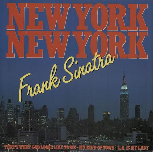 Frank Sinatra New York New York Uk 12 Quot Vinyl Single 12