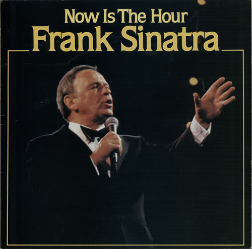 Frank Sinatra Now Is The Hour vinyl LP album (LP record) Swiss FRSLPNO580288