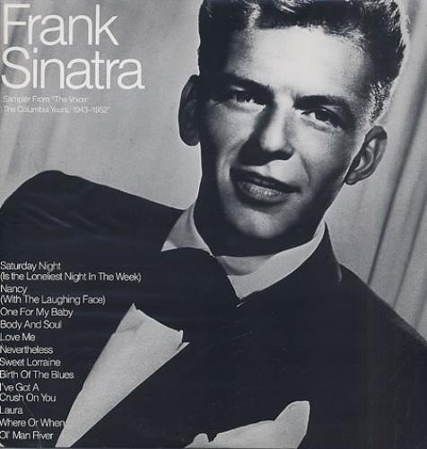 Frank Sinatra Sampler From The Voice Columbia Years Us