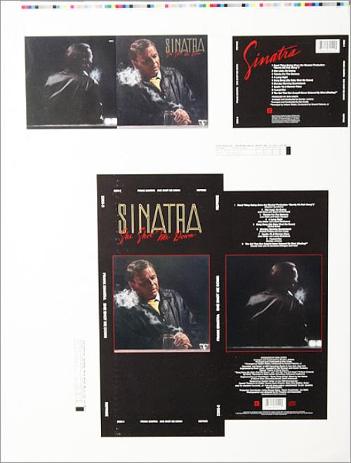 Frank Sinatra She Shot Me Down artwork US FRSARSH456248