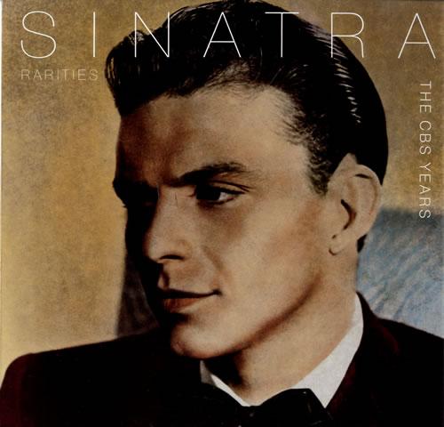 Frank Sinatra Sinatra Rarities - The CBS Years vinyl LP album (LP record) Dutch FRSLPSI563326