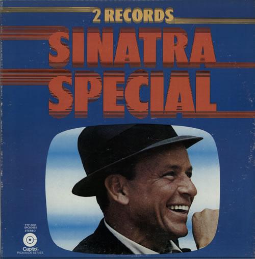 Frank Sinatra Sinatra Special 2-LP vinyl record set (Double Album) US FRS2LSI580493