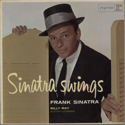 Frank Sinatra Sinatra Swings - 1st - EX vinyl LP album (LP record) UK FRSLPSI672833