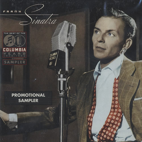 Frank Sinatra The Best Of The Columbia Years Sampler CD album (CDLP) US FRSCDTH113964