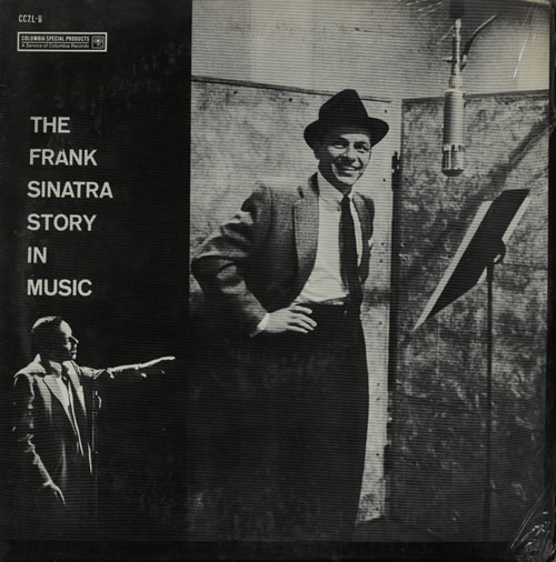 Frank Sinatra The Frank Sinatra Story In Music - Sealed 2-LP vinyl record set (Double Album) US FRS2LTH580580