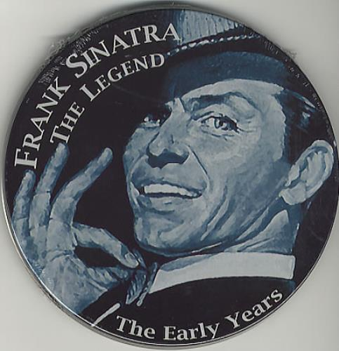 Frank Sinatra The Legend - The Early Years CD album (CDLP) German FRSCDTH363854