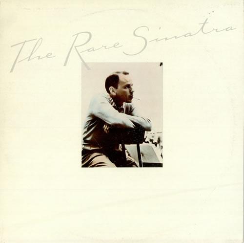 Frank Sinatra The Rare Sinatra vinyl LP album (LP record) UK FRSLPTH478778