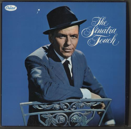 Frank Sinatra The Sinatra Touch - 1st - Black Label - EX Vinyl Box Set UK FRSVXTH725834