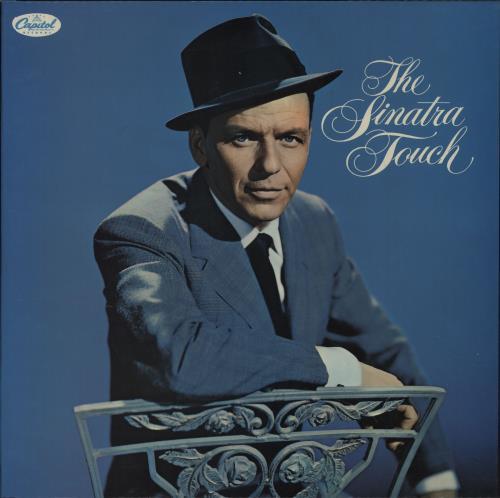 Frank Sinatra The Sinatra Touch - 1st - Black Label Vinyl Box Set UK FRSVXTH671346