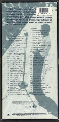 Frank Sinatra The V-Discs CD Album Box Set US FRSDXTH703421