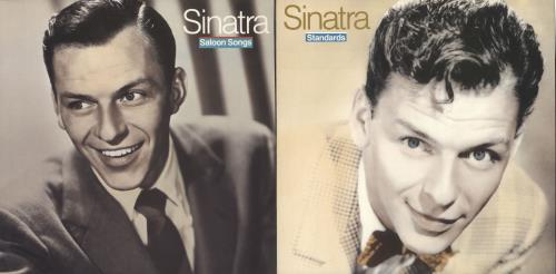 Frank Sinatra The Voice 1943-1952 vinyl LP album (LP record) Dutch FRSLPTH724417