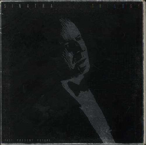 Frank Sinatra Trilogy Vinyl Box Set German FRSVXTR131411