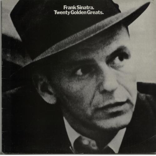 Frank Sinatra Twenty Golden Greats vinyl LP album (LP record) UK FRSLPTW511735