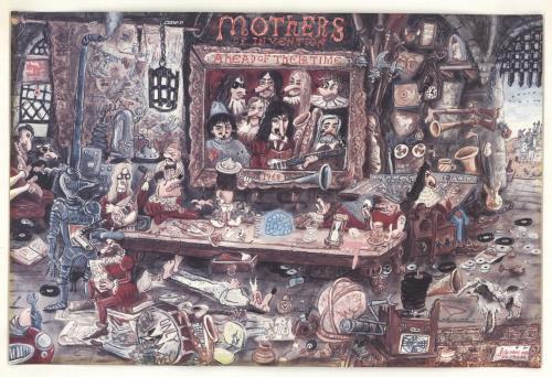 Frank Zappa Ahead Of Their Time memorabilia UK ZAPMMAH714104