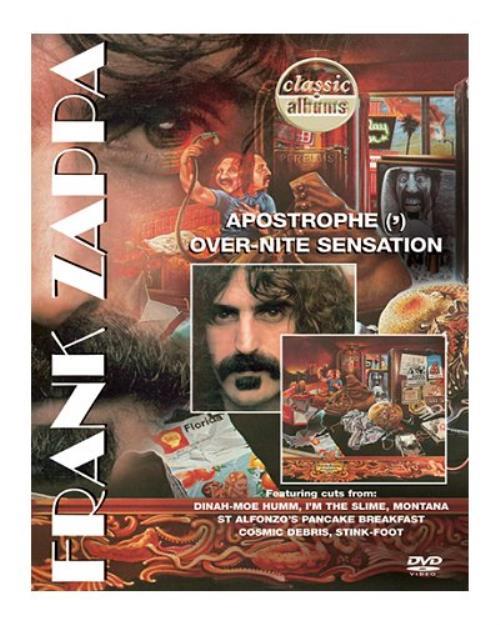 Frank Zappa: Apostrophe () Over-Nite Sensation
