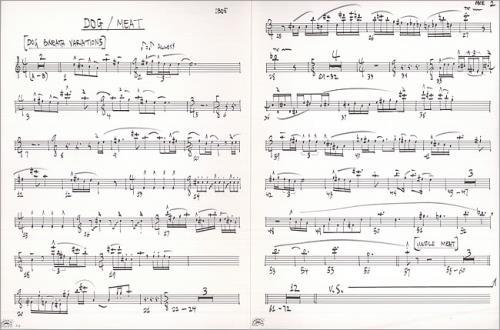 Frank Zappa Dog Meat Us Sheet Music 502495 Sheet Music