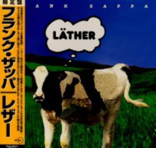 Frank Zappa L 228 Ther Sealed Japanese 4 Lp Vinyl Album Set