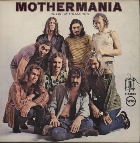 Frank Zappa Mothermania - 3rd - EX vinyl LP album (LP record) UK ZAPLPMO672042