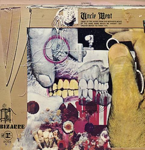 Frank Zappa Uncle Meat Booklet 1st Us 2 Lp Vinyl