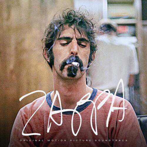 Frank Zappa Zappa - Original Motion Picture Soundtrack - Clear Vinyl - Sealed 2-LP vinyl record set (Double Album) UK ZAP2LZA768656