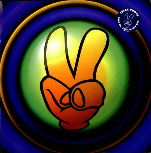 "Freak Power Turn On, Tune In, Cop Out 12"" vinyl single (12 inch record / Maxi-single) UK FRP12TU168851"