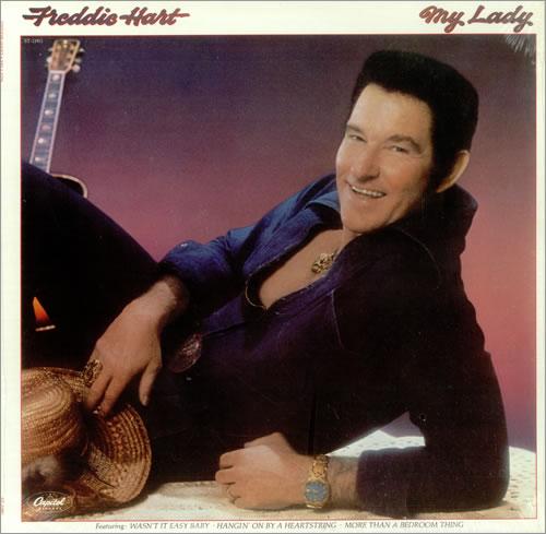 Freddie Hart My Lady vinyl LP album (LP record) US 1FHLPMY446641