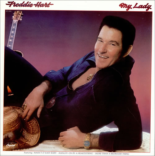 Freddie Hart My Lady vinyl LP album (LP record) US 1FHLPMY480190