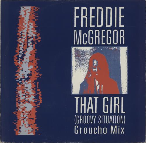 """Freddie McGregor That Girl (Groovy Situation) 12"""" vinyl single (12 inch record / Maxi-single) UK FD-12TH678591"""