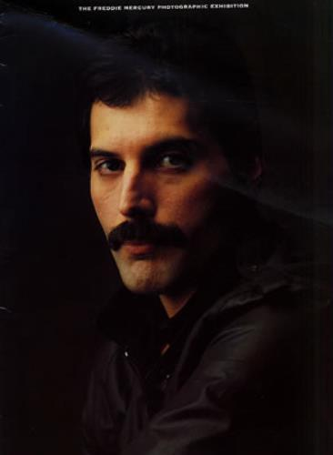 Freddie Mercury The Freddie Mercury Photographic Exhibition tour programme UK MERTRTH125192