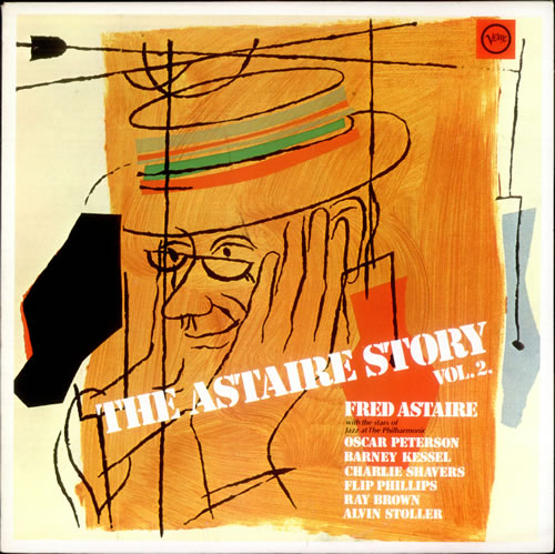 Fred Astaire The Astaire Story Vol. 2 vinyl LP album (LP record) French FAQLPTH533554