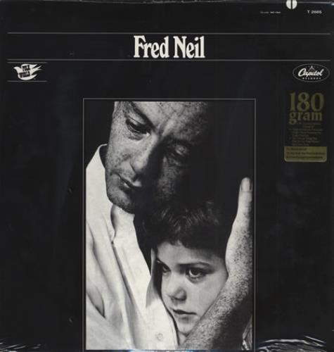 Fred Neil Fred Neil vinyl LP album (LP record) US F-NLPFR390579