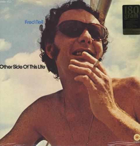Fred Neil Other Side Of This Life vinyl LP album (LP record) US F-NLPOT390575