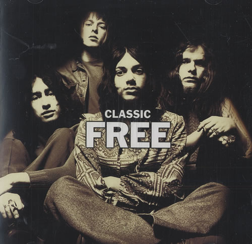 Free Classic Free Dutch Cd Album Cdlp 470905