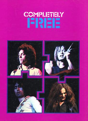 Free Completely Free sheet music UK FRESMCO340873