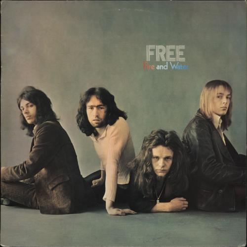 Free Fire And Water - 1st - EX vinyl LP album (LP record) UK FRELPFI750683