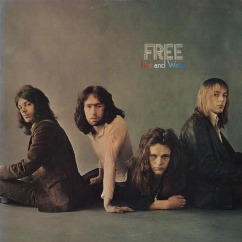 Free Fire And Water - 2nd vinyl LP album (LP record) UK FRELPFI189783