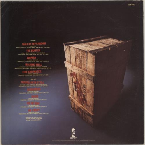 Free Free & Easy, Rough & Ready - EX vinyl LP album (LP record) UK FRELPFR700659